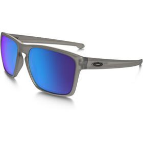 Oakley Sliver XL Cykelbriller Herrer grå/blå